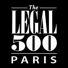 logo Legal 500 Paris